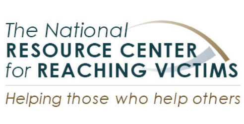 National Resource Center for Reaching Victims logo